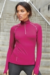 OGIO® ENDURANCE - Ladies Nexus 1/4-Zip Pullover. LOE335