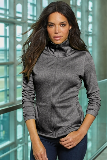 OGIO® - Ladies Pixel Full-Zip. LOG203