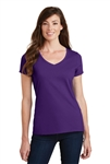 Port & Company - Ladies Fan Favorite V-Neck Tee. LPC450V