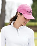 Port Authority - Ladies' Garment Washed Cap. LPWU