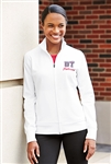 Sport-Tek® -  Ladies Sport-Wick® Fleece Full-Zip Jacket. LST241