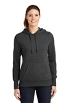 Sport-Tek - Ladies Pullover Hooded Sweatshirt. LST254