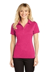 "Sport-Tek - Ladies Heather Contenderâ""¢ Polo. LST660"