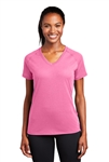 Sport-Tek - Ladies Ultimate Performance V-Neck. LST700