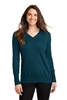 Port Authority - Ladies V-Neck Sweater. LSW285