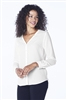 Port Authority - Ladies Long Sleeve Button-Front Blouse. LW700