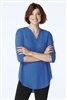 Port Authority - Ladies 3/4-Sleeve Tunic Blouse. LW701