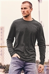 New Era® New Era® Heritage Blend Long Sleeve Crew Tee. NEA102