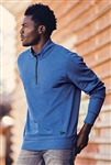 New Era® Tri-Blend Fleece 1/4-Zip Pullover. SAN-NEA512