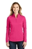 The North Face® Ladies Tech 1/4-Zip Fleece. NF0A3LHC