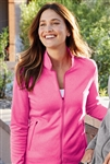 Nike - Ladies Therma-FIT Full-Zip Fleece. NKAH6260