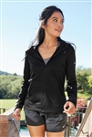Nike Golf - Ladies Therma-FIT Full-Zip Fleece Hoodie. NKAH6264