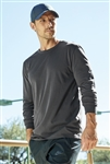 Nike - Dri-FIT Cotton/Poly Long Sleeve Tee. NKBQ5230