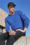 Nike - Core Cotton Long Sleeve Tee. NKBQ5232