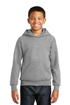 Hanes - Youth Comfortblend EcoSmart Pullover Hooded Sweatshirt. P470