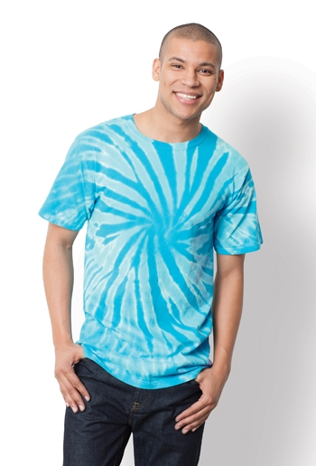 f8df7cce1be Port   Company - Essential Tie-Dye Tee. PC147 Larger Photo ...
