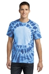Port & Company -Essential Window Tie-Dye Tee. PC149