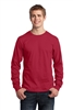 Port & Company - Long Sleeve Core Cotton T-Shirt. PC54LS