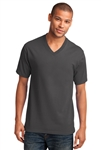 Port & Company - Core Cotton V-Neck Tee. PC54V