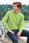 Port & Company - Long Sleeve 50/50 Cotton/Poly T-Shirt. PC55LS