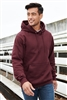 Port & Company - 7.8-oz Pullover Hooded Sweatshirt. PC78H