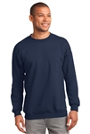 Port & Company - Tall Essential Fleece Crewneck Sweatshirt. PC90T