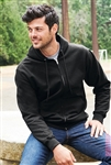 Port & Company - Full-Zip Hooded Sweatshirt. PC90ZH