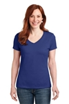 Hanes - Ladies Nano-T Cotton T-Shirt. S04V