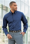 Port Authority - Tattersall Easy Care Shirt. S642