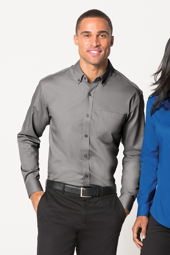 "Port Authority - SuperProâ""¢ Twill Shirt. S663"