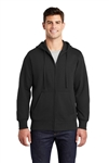 Sport-Tek - Full-Zip Hooded Sweatshirt. ST258