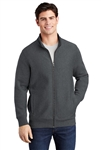 Sport-Tek - Super Heavyweight Full-Zip Sweatshirt. ST284