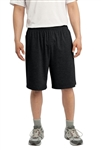 Sport-Tek - Jersey Knit Short with Pockets. ST310