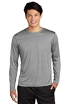 Sport-Tek® - Long Sleeve Heather Contender™ Tee. ST360LS