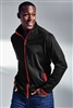 Sport-Wick® Stretch Contrast Full-Zip Jacket. ST853