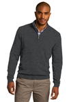 Port Authority - 1/2-Zip Sweater. SW290