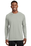 Sport-Tek - Dry Zone Long Sleeve Raglan T-Shirt. T473LS
