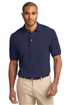 Port Authority - Tall Pique Knit Polo. TLK420