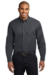 Port Authority - Tall Long Sleeve Easy Care Shirt. TLS608