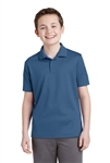 Sport-Tek - Youth PosiCharge® RacerMesh™ Polo. YST640