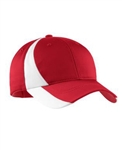Sport-Tek - Youth Dry Zone Nylon Colorblock Cap. YSTC11