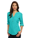 Tri-Mountain - LB759 Julianne Women's Long Sleeve Tunic.