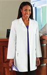 "White Swan META - Fundamentals Women's 35"" Lab Coat. 15009"