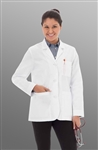 "White Swan META - 28"" Ladies' iPad Consultation Coat. 738"
