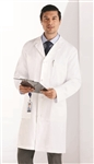 "White Swan META - Men's 40"" Knot Button iPad Lab Coat. 762"