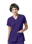 WonderWink HP - Sync - Women's V-neck Scrub Top. 6112