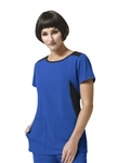 WonderWink HP - Neo - Women's Boat Neck Scrub Top. 6212