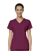 WonderWink - W123 Women's Mock Wrap Scrub Top. 6455