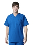 WonderWink - Honor - Men's WonderFLEX Utility Scrub Top. 6618
