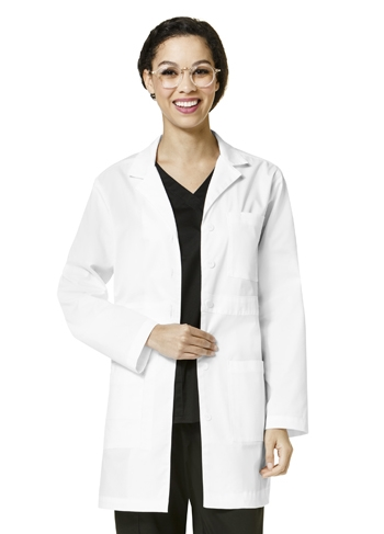 WonderWink - Women's Basic Lab Coat. 700